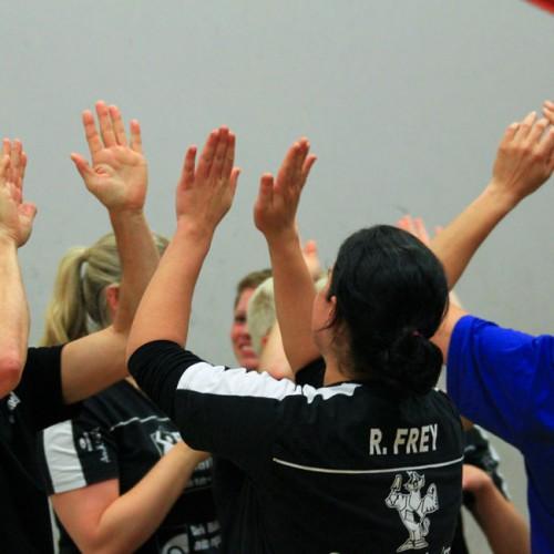 Teambuilding im ARAMIS - Schlag das ARAMIS