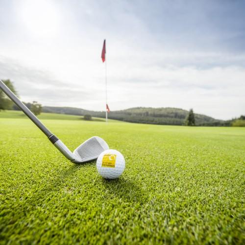 Golfspielen und Wohlfühlen im ARAMIS