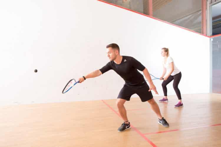 Squash im ARAMIS