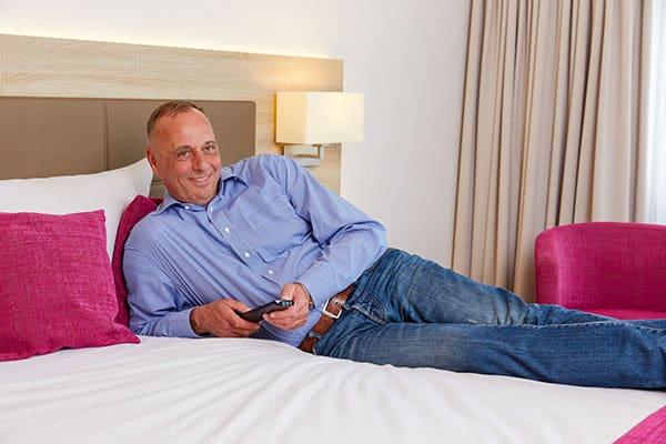 Hotel Doppelzimmer Komfort